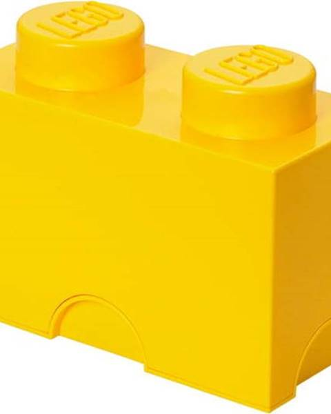 LEGO Žlutý úložný dvojbox LEGO®