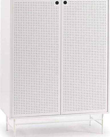 Bílá skříňka Teulat Punto
