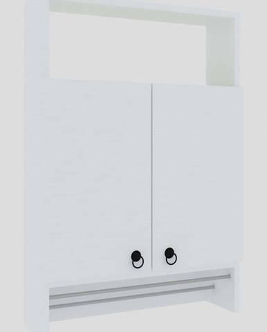 Bílá koupelnová skříňka Puqa Design Beta