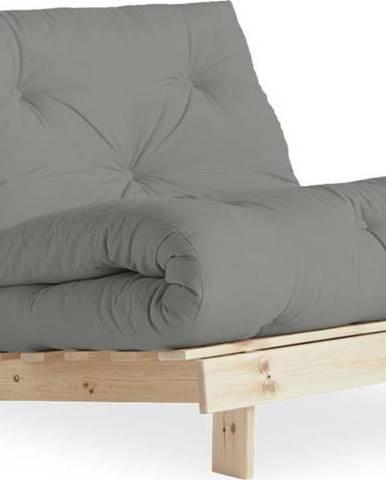 Variabilní křeslo Karup Design Roots Raw/Grey