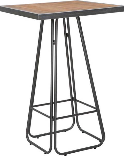 Mauro Ferretti Barový stůl Mauro Ferretti Dublin Square, výška106cm