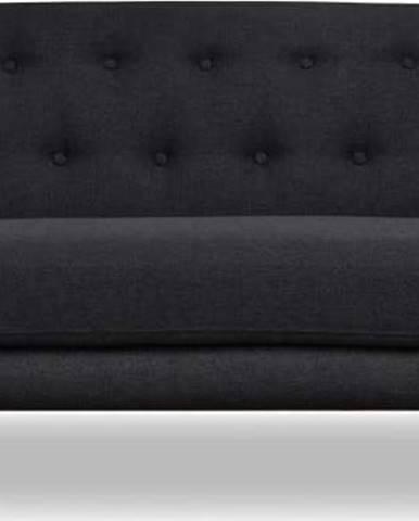 Antracitově šedá pohovka Cosmopolitan design London, 192 cm
