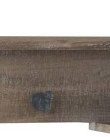 Dřevěná police Geese Sencil