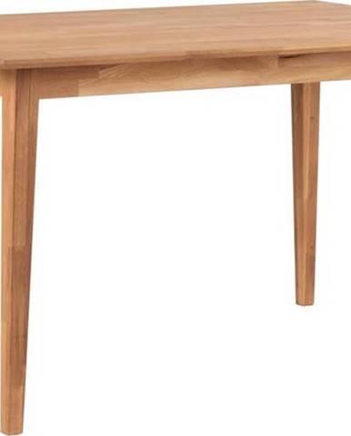 Přírodní dubový jídelní stůl Rowico Mimi, 140 x 90 cm