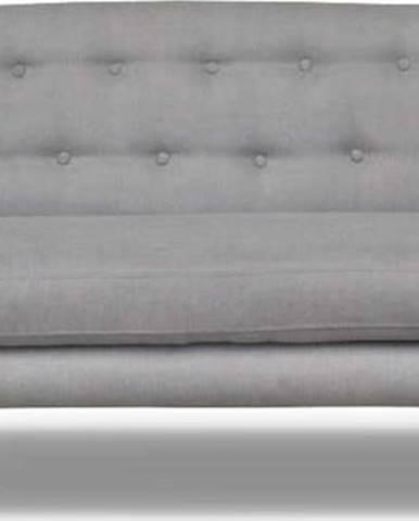 Světle šedá pohovka Cosmopolitan design London, 192 cm