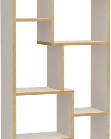 Knihovna Tomasucci Random Andrea, 160x69x27,5cm
