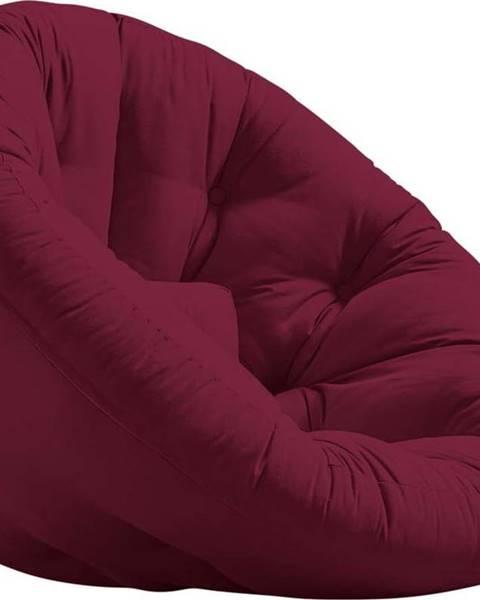 Karup Design Variabilní křeslo Karup Design Nest Bordeaux