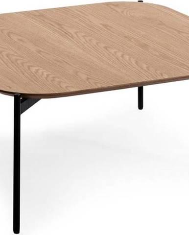 Konferenční stolek v dekoru dubového dřeva Marckeric Idara,šířka80cm