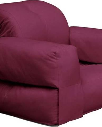 Variabilní křeslo Karup Design Hippo Bordeaux