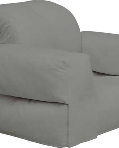 Variabilní křeslo Karup Design Hippo Grey