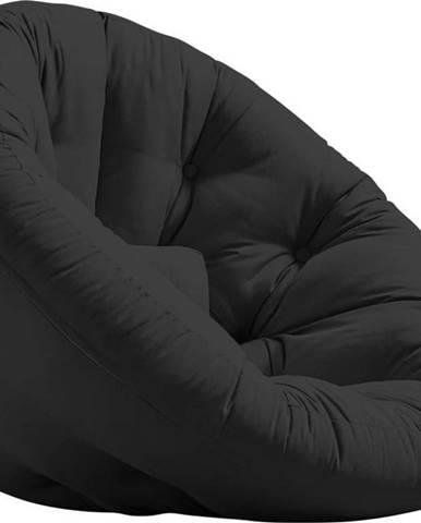 Variabilní křeslo Karup Design Nido Dark Grey