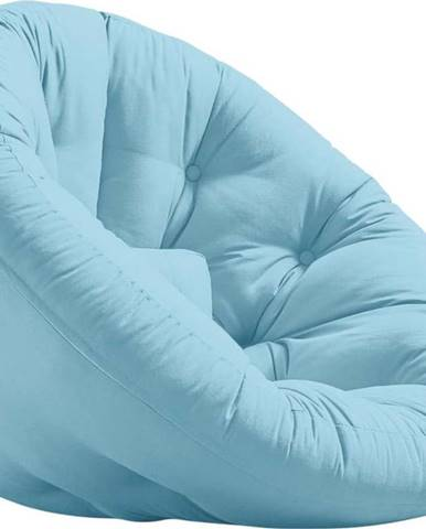 Variabilní křeslo Karup Design Nido Light Blue