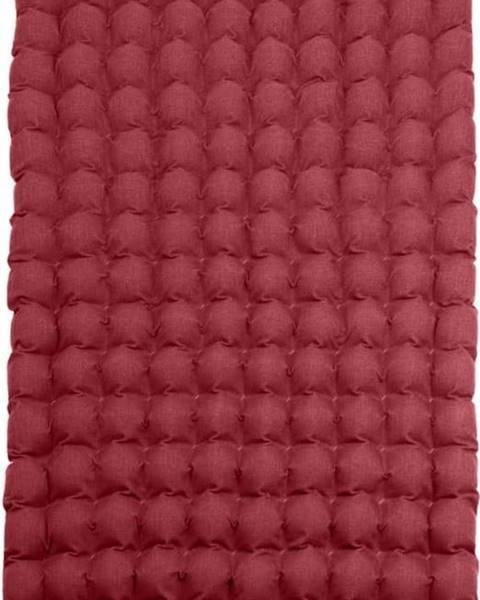 Linda Vrňáková Červená relaxační masážní matrace Linda Vrňáková Bubbles, 110x200cm