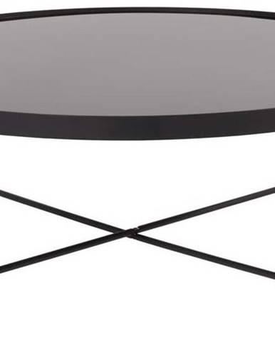 Černý konferenční stolek Zuiver Cupid XXL