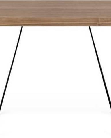 Pracovní stůl s kovovými nohami TemaHome Multi, 160 x 90 cm