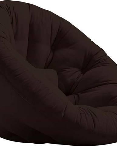 Variabilní křeslo Karup Design Nido Brown Ballo