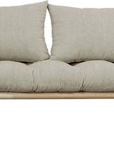 Pohovka Karup Design Pace Natural Clear/Linen Beige