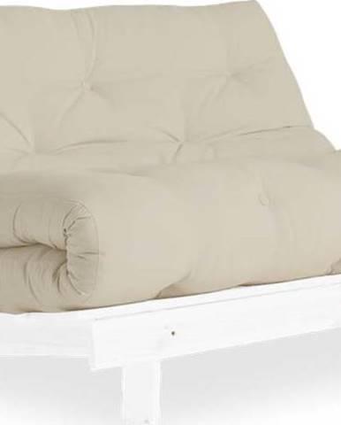 Variabilní pohovka Karup Design Roots White/Beige