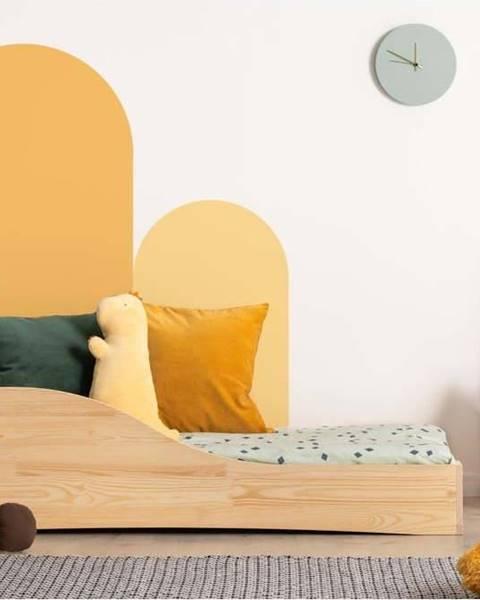 Adeko Dětská postel z borovicového dřeva Adeko Pepe Colm,100x180cm