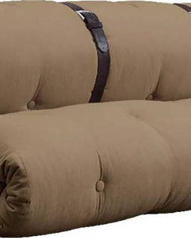 Variabilní pohovka Karup Design Buckle Up Mocca