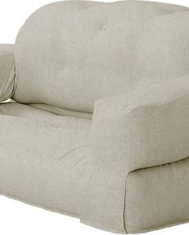 Variabilní pohovka Karup Design Hippo Linen Beige