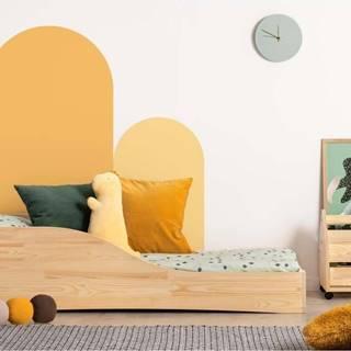 Dětská postel z borovicového dřeva Adeko Pepe Colm,100x180cm