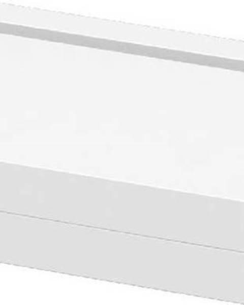 Flexa Bílý závěsný držák na tablet k dětské posteli Flexa White