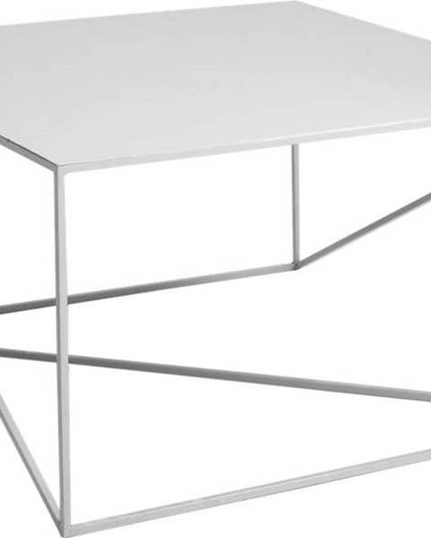 Custom Form Šedý konferenční stolek Custom Form Memo, 100x100cm