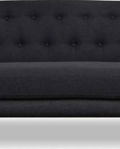 Antracitově šedá pohovka Cosmopolitan design London, 162 cm