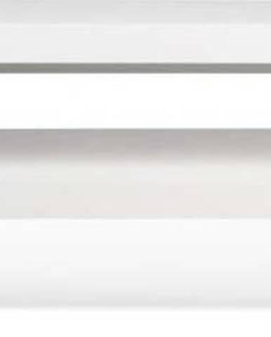 Bílý variabilní TV stolek TemaHome Cliff Walnut