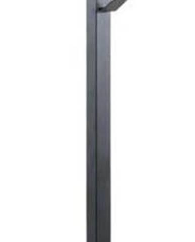 Černý věšák z lakované oceli Actona Vinson Simple