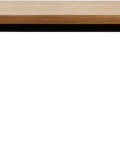 Sada 2 přídavných desek k jídelnímu stolu ze dřeva bílého dubu Unique Furniture Oliveto
