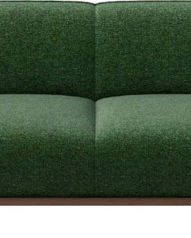 Zelená pohovka MESONICA Nesbo