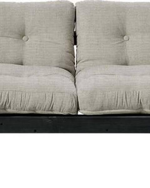 Karup Design Variabilní pohovka Karup Design Step Black/Linen Beige