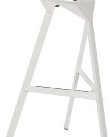 Bílá barová židle Magis Officina, výška74cm