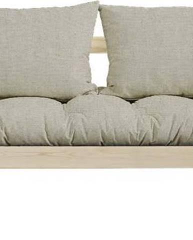 Variabilní pohovka Karup Design Bebop Natural Clear/Linen Beige