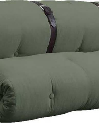 Variabilní pohovka Karup Design Buckle Up Olive Green