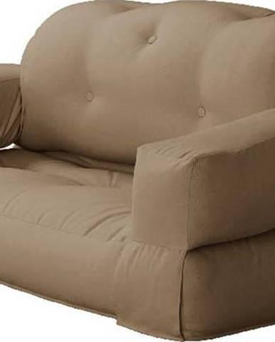 Variabilní pohovka Karup Design Hippo Mocca