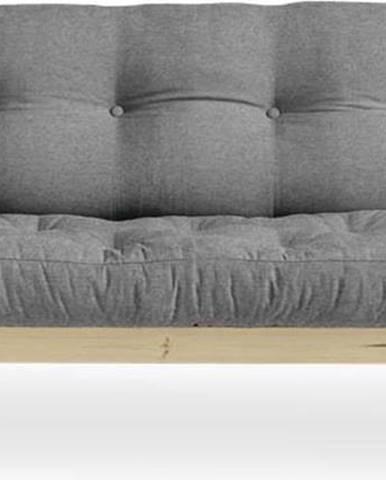Variabilní pohovka Karup Design Poetry Natural Clear/Marble Grey