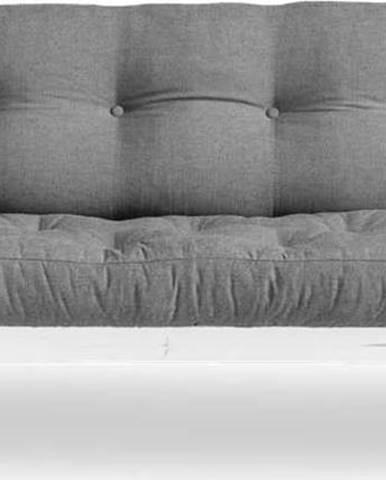 Variabilní pohovka Karup Design Poetry White/Marble Grey
