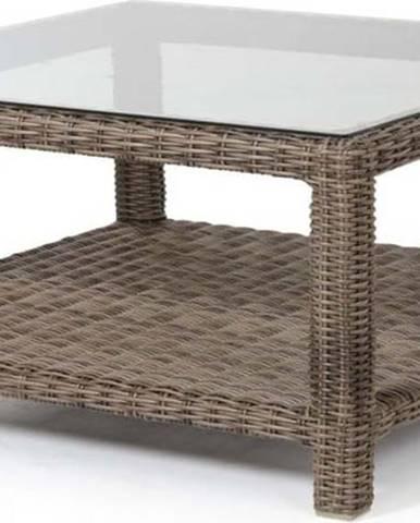 Zahradní stolek Brafab Ninja Rustic, 90x90cm