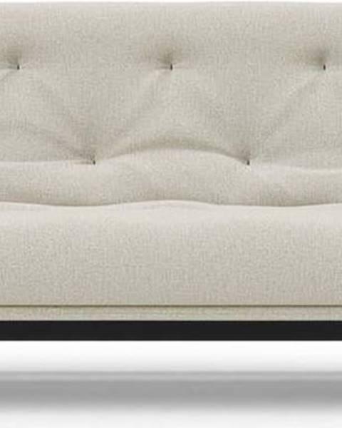 Innovation Světle šedá rozkládací pohovka Innovation Balder Elegant Elegance Light Grey, 97x230cm