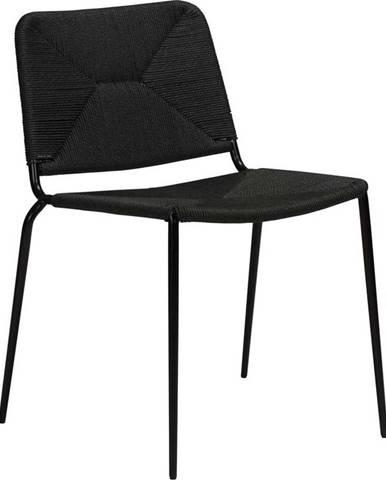 Černá židle DAN-FORM Denmark Stiletto