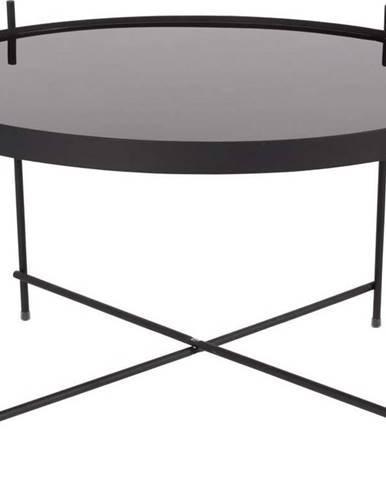 Černý konferenční stolek Zuiver Cupid