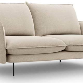 Béžová pohovka Cosmopolitan Design Vienna,160 cm