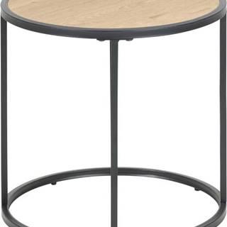 Odkládací stolek Actona Seaford, ⌀ 45 cm
