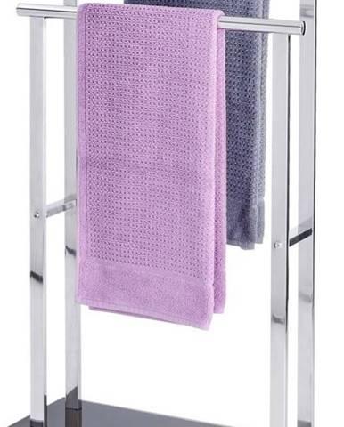 Držák na ručníky z nerezové oceli Wenko Lava