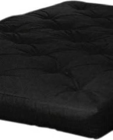 Matrace v černé barvě Karup Design Comfort Black, 120 x 200 cm