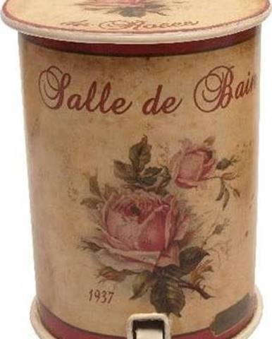 Odpadkový koš Roses, 20 cm