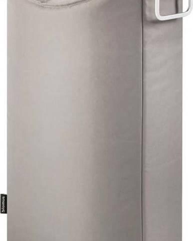 Béžový koš na prádlo Blomus Frisco, objem 65 l